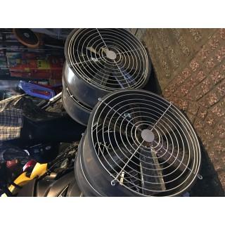 quạt hút tròn công nghiệp 40cm, 240w-220v, hàng vn